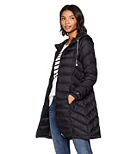 Mid Length Packable Coat
