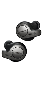 Jabra Elite 65t true wireless headphones for calls and music