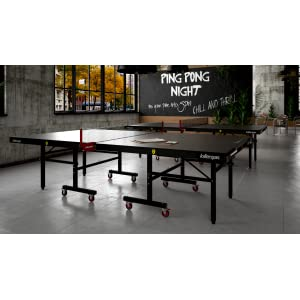 MyT Indoor Ping Pong Tables