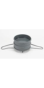 steamer basket, silicone steamer basket, instant pot steamer basket, instant pot accessories
