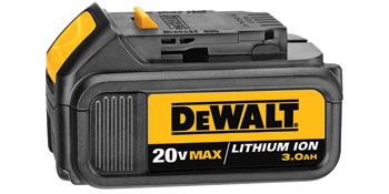DCB200 - Bateria 20V MAX* Íon de Lítio 3.0 Ah