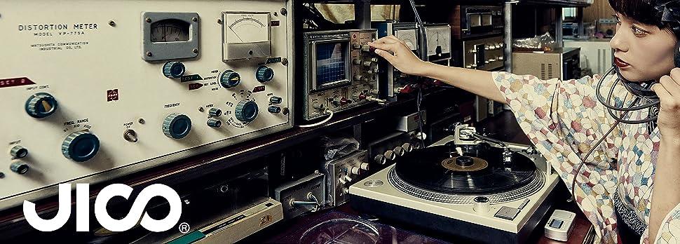 日本精機宝石工業 JICO ジコー レコード レコード針