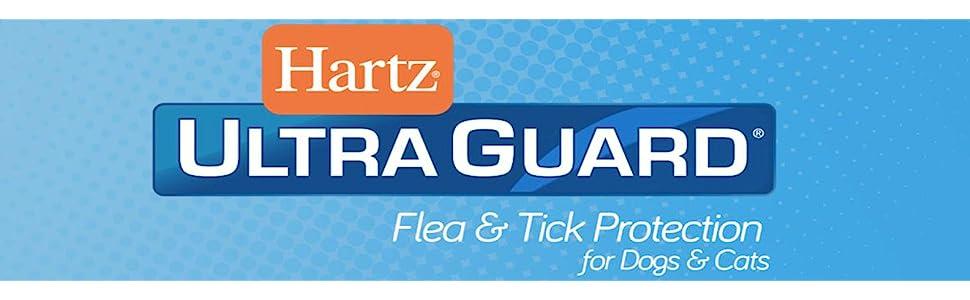 Hartz Ultra Guard Banner