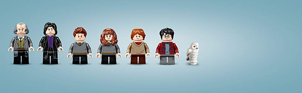 LEGO Harry Potter - Sauce Boxeador de Hogwarts, Juguete de ...