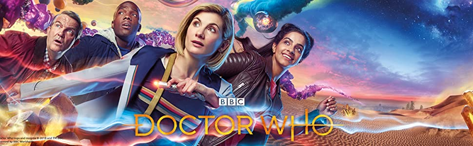 Doctor Who - The Complete Series 11 [DVD] [2018]: Amazon co