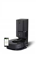 ルンバi7+ アイロボット ロボット掃除機 自動ゴミ収集 水洗いできるダストボックス wifi対応 スマートマッピング 自動充電・運転再開 吸引力 カーペット 畳 i755060  Alexa対応