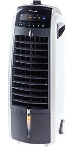 Honeywell ES800 Enfriador de aire evaporativo portátil, 36 W ...