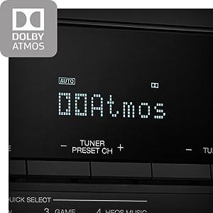 Denon AVR-S750H Dolby Atmos