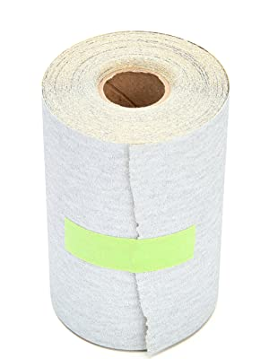 4-1//2 x 10 yds Length Silicon Carbide 3M Stikit Vibrator Sander Roll 426U Gray Paper Pack of 1 220 Grit