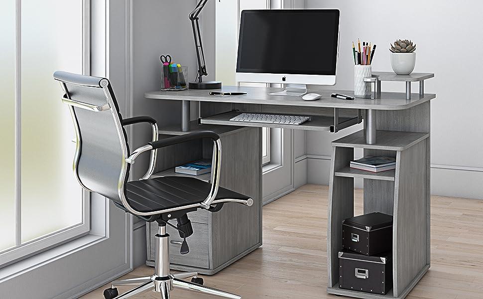 OFFICE HOME DESK PC DESK COMPUTER