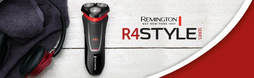 Remington R4 Style Series R4000 - Afeitadora Eléctrica Rotativa ...