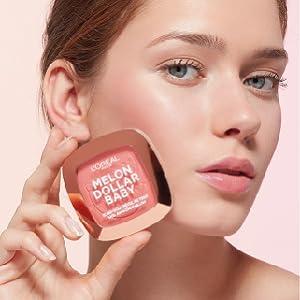 Rubor, rubor en polvo, blush, maquillaje natural, glow natural