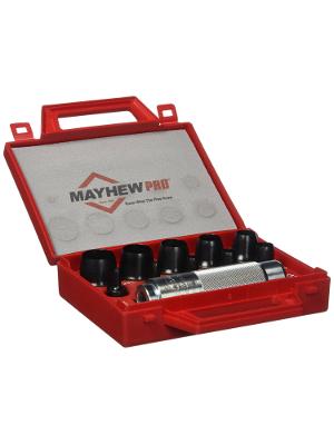 MayhewPro 66010 Hollow Punch Set