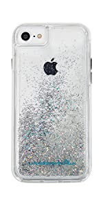 0f1eaef37 Case-Mate - ULTRA GLASS - iPhone 8 - Glass Screen Protector - Clear · Case- Mate - TWINKLE - iPhone 8 Case - Stardust · Case-Mate - KARAT PETALS -  iPhone 8 ...