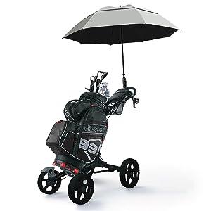 "Amazon.com: Suntek 68"" Reflective UV Protection Windcheater Umbrella on john deere umbrellas, food cart umbrellas, tractor umbrellas, discount golf umbrellas, lexus umbrellas, green logo golf umbrellas, hot tub umbrellas, bicycle umbrellas, boat umbrellas, ladies golf umbrellas, fishing cart umbrellas, large golf umbrellas, golf company umbrellas, kayak umbrellas, pool umbrellas, push cart umbrellas,"