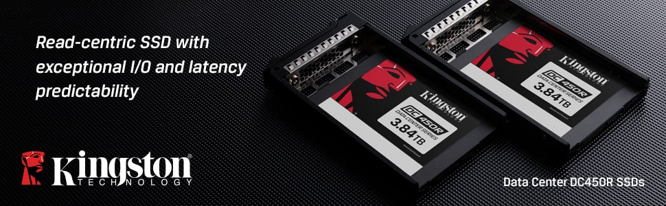 Kingston's Data Centre 450R (DC450R) SSD