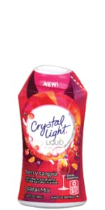 Amazon Com Crystal Light Drink Mix Variety Pack On The