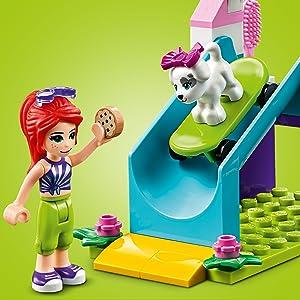 LEGO Friends Il Parco Giochi dei Cuccioli 41396 | Paniate.it