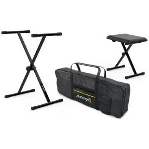 Audibax Onyx Pack | Funda para Teclado 61 Teclas Onyx Bag 61 ...
