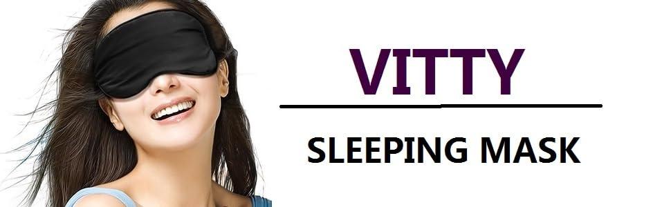Amazon.com: VITTY seda natural máscara de dormir para mujer ...