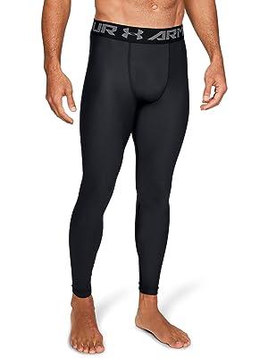 Under Armour UA HeatGear Armour 2.0 pantaloni compressione uomo