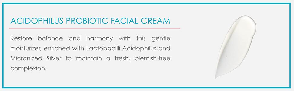 probiotic cream