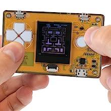 Micro Arcade Ms Pac Man