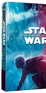 star wars the rise of skywalker el ascenso de skywalker steelbook bluray bd disney