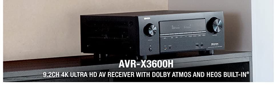 AVRX3600H