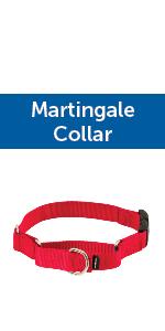 martingale collar quick snap