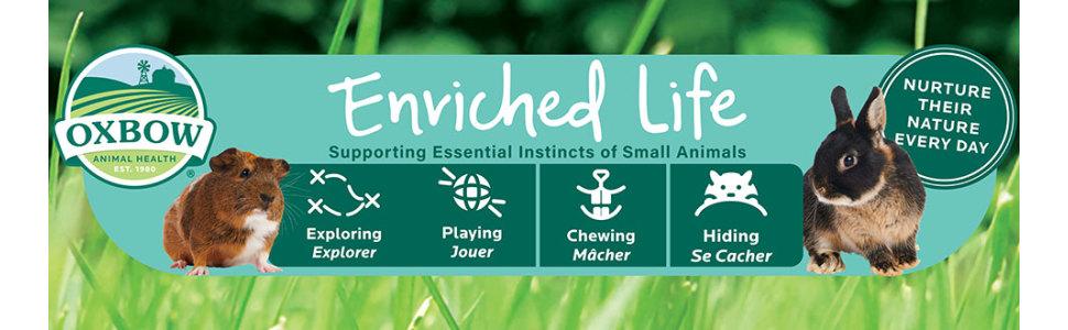 Enriched Life Oxbow Animal Health
