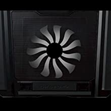 Silent and Powerful 180mm Fan