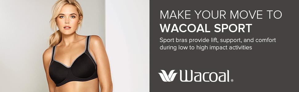 Wacoal Sport bra, 853302