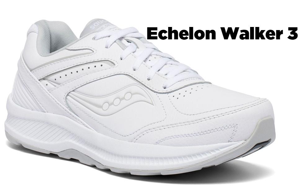 Saucony Echelon Walker 3 Hero