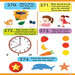 Activity book, activity books for kids 4+