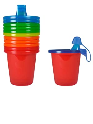 207 ml Sippy Cups 6+Months Take /& Toss The First Years Each 6 Pack 7 oz