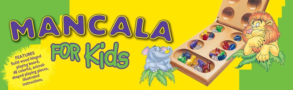 Mancala for Kids Game