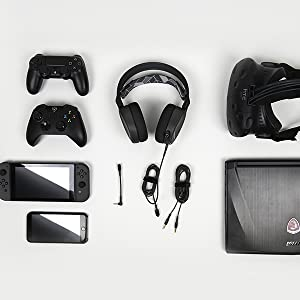 SteelSeries Arctis 3 Console PS5(2019 Edition) Stereo Wired Gaming Headset - 2