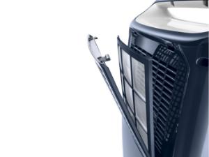 DeLonghi DEX16F - Deshumidificador silencioso, función Secado y ...