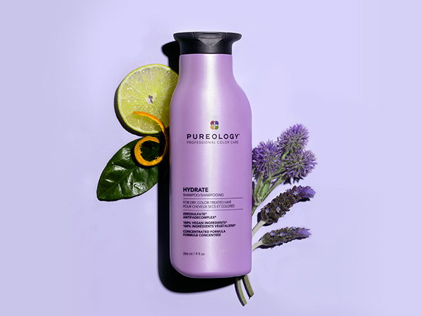 pureology shampoo conditioner hydrating softness hydrate dry hair