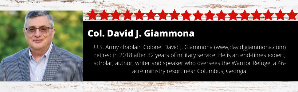 Col. David J. Giammona