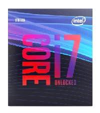 9th generation Intel Core i7-9700K desktop boxed processor