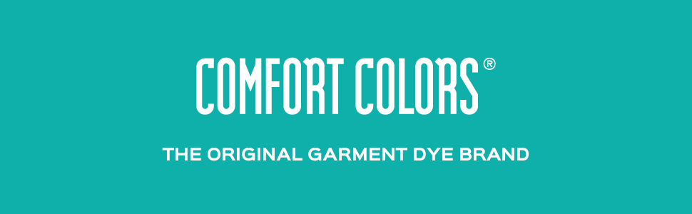 Comfort Colors, tee, tee shirt, garment dye, t-shirt