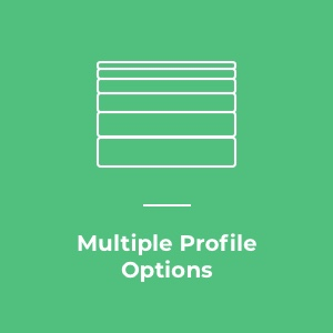 Multiple Profile Options