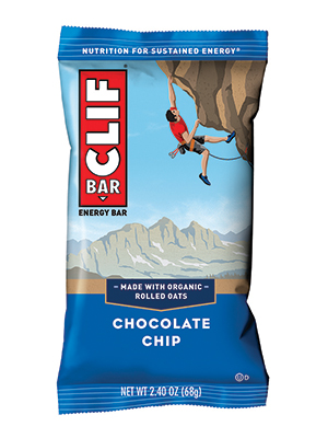 CLIF BAR ENERGY BAR WHITE CHOCOLATE CHIP