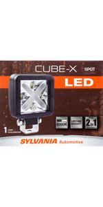 cubex, offroad, spotlight,worklight,jeep ...