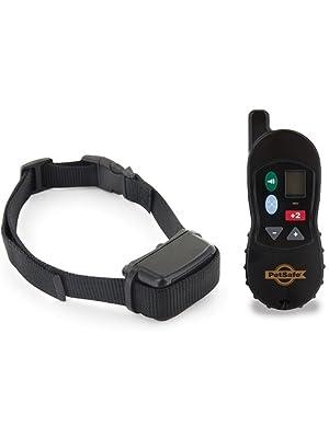 Training Remote Obedience Spray Commander Collar Bark Vibration Stimulation Correction Tone Sound