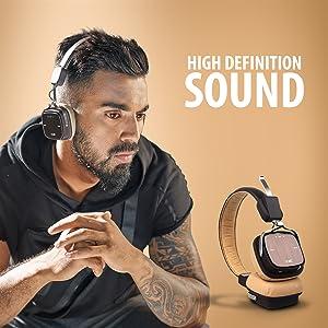 HD sound, premium drivers, boAt, audio, nirvana