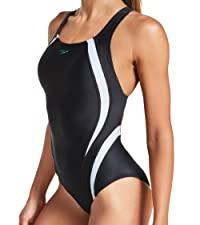 Speedo women' Quantum splice Swimsuit One PIece