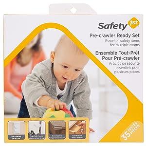 Safety 1st HS2780300 Pre-Crawler Ready Set Kit